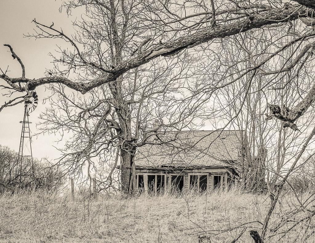 Farmhouse, Abandoned